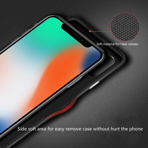 Image 3 - โทรศัพท์กรณีสำหรับ iphone 6 7 8 6s 7s Plus xr xsmax pc โทรศัพท์หนังกลับปก anti scratch สิ่งสกปรก reistant กระเป๋า coque