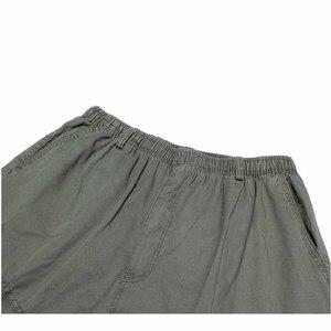 Image 3 - Брюки карго большого размера, мужские шаровары в стиле хип хоп, повседневные свободные мешковатые широкие брюки с карманами, мужская одежда