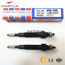 4 Pcs PN-135 Glow Plug (Sistema de Ignição Brilho) OEM 11065-43G01 para TD27T TD42 TD25 TD27 TD23