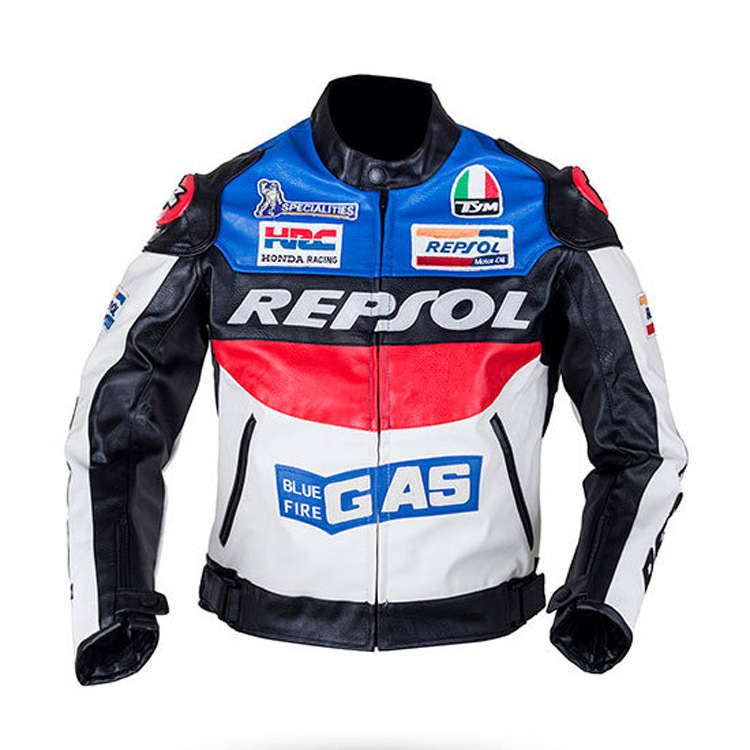 BRAND Motorcycle Jackets moto GP REPSOL motorbike Racing Jacket Top Quality OXFORD Riding Jersey duhan moto gp motorcycle repsol racing leather jacket vs02 orange blue m l xl xxl 3xl good pu leahter made high quality fast