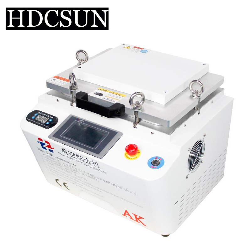 12 Inch autoclave Vacuum LCD OCA Laminating Machine Bubble Removing Machine For Touch Screen Refurbish lcd laminating machine 12 inch komiin oca laminating machine vacuum laminator bubble remover for glass screen lcd refurbish