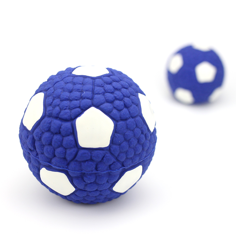 Adidog Dog Pet Rubber Pinball Balls Toy For Small Dogs Interactive Volleyball Puppys Chew Play Toys Cachorro Pet Supplies 106
