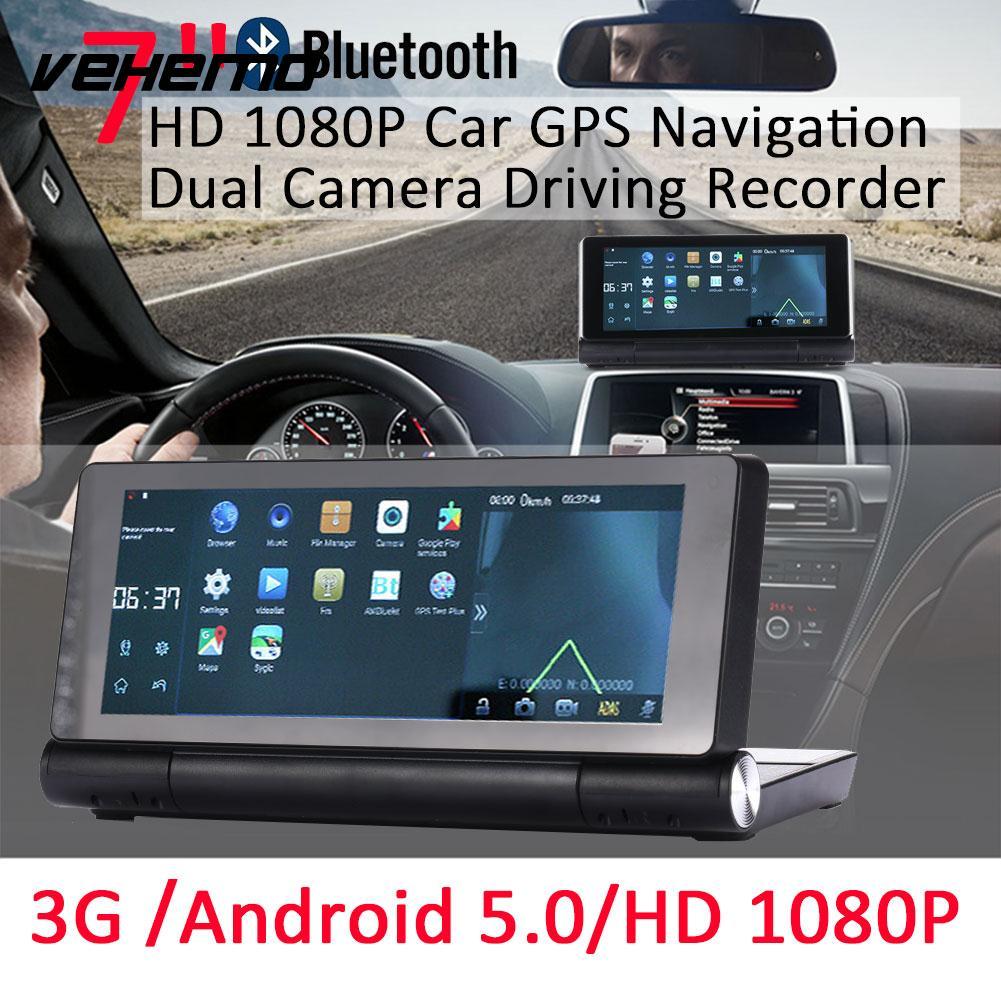 Vehemo Global Map Bluetooth4.0 3G GPS Nas