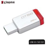 KINGSTON Pendrive 64GB USB 3 1 High Speed 16G USB Flash Drive 128GB 64GB 32GB 16GB