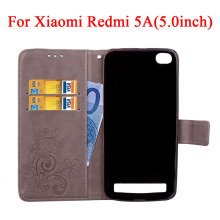 Xiaomi Redmi 5A Case Flip Wallet PU Leather Case For Xiaomi Redmi 5a 5.0inch Cover High Quality Book Stand Card Slot Phone Cases