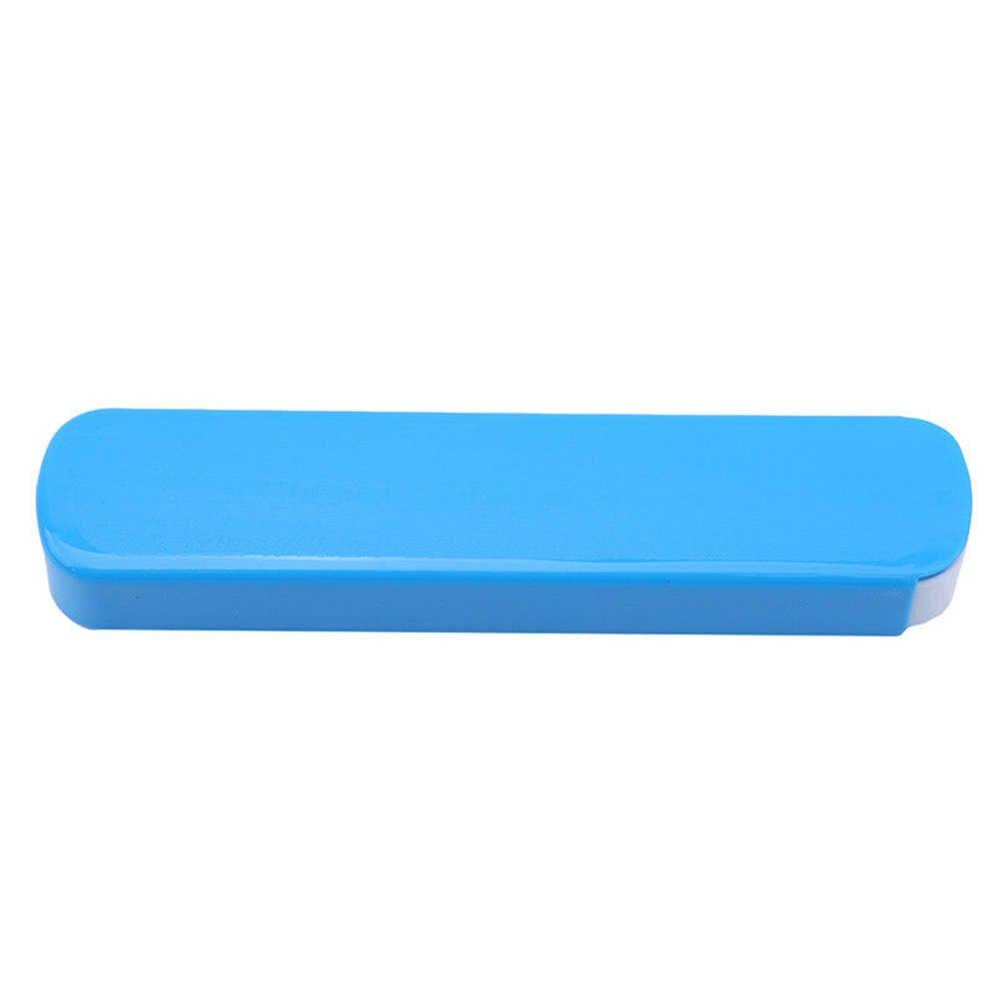 Conveniente plástico pauzinhos colher conjunto caixa de talheres palha piquenique essentials recipiente fácil de tomar com caixa de armazenamento de utensílios de mesa