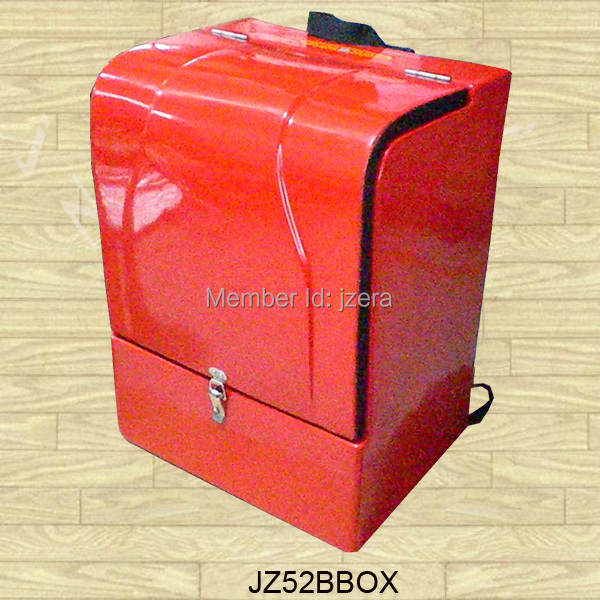 Food Delivery Box For Motorcycle And Scooter Having Advantages Of