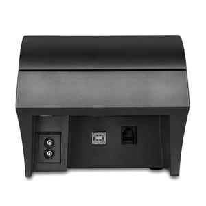 Image 5 - Original ZJ 5890K Mini Printer 58mm POS Thermal Receipt Bill Printer Universal Ticket Printer Support Dot matrix Multi language
