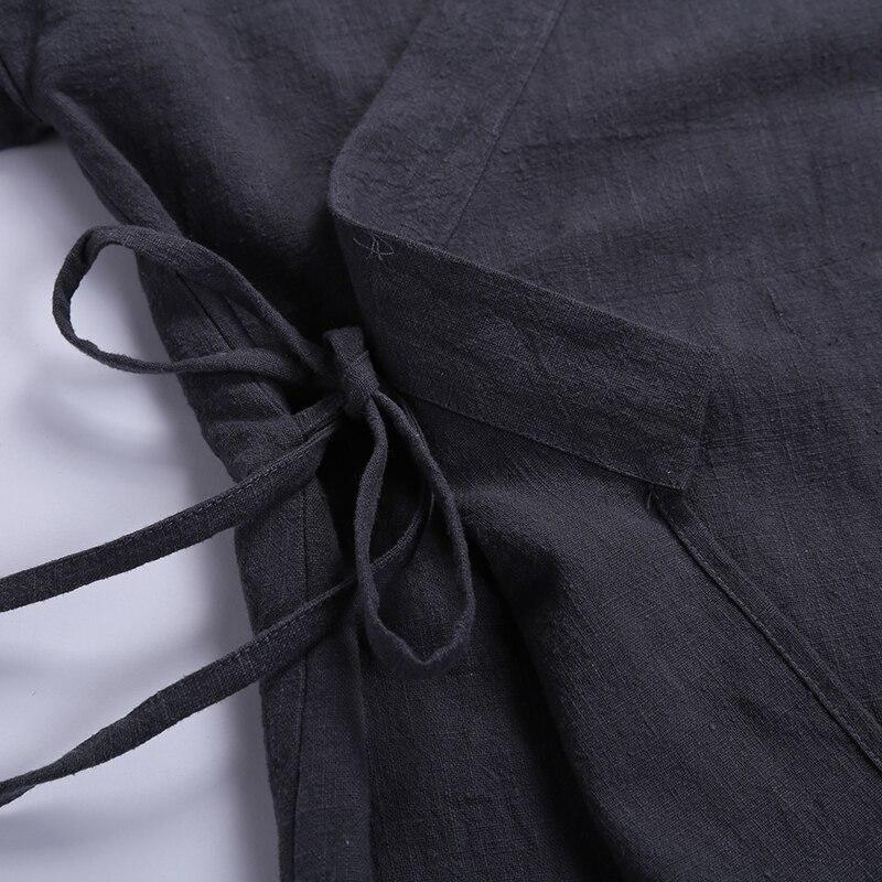 Costume Manteau Automne Style Veste V Mode Grey Hommes Linge Couleurs Shanbao Chinois Haute blue kaki Marque navy gris De 5 Tang Qualité cou Cravate D'origine Noir Y7wT0av