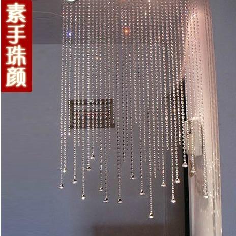 20 mètres / lot haut de gamme Rectifieuse Pas Aleck octogone perles - Textiles de maison