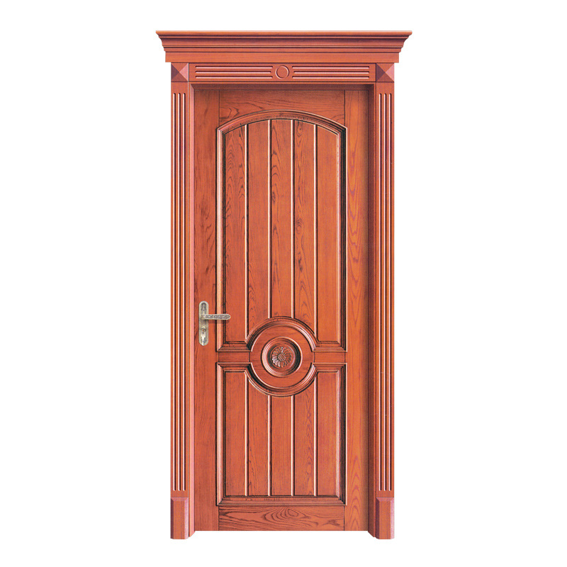 High Quality Exterior Doors Jefferson Door: OEM 210x90 High Quality 4cm Width European Retro Carved