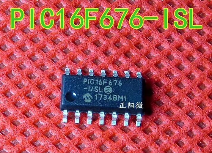 50pcs/lot  PIC16F676-I/SL   PIC16F676 50pcs/lot  PIC16F676-I/SL   PIC16F676