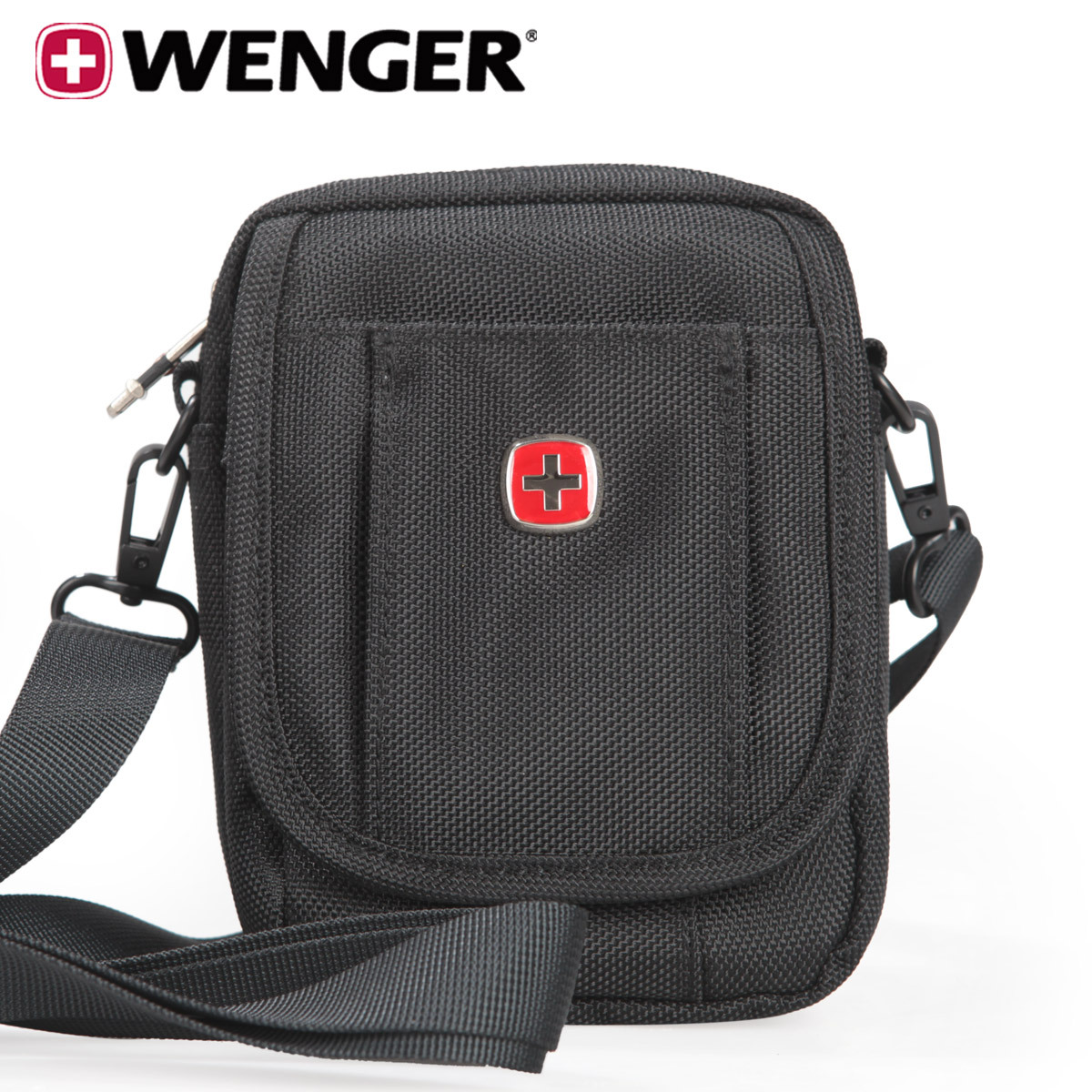 Swiss Army Knife Wenger Male Shoulder Bag Messenger Bag