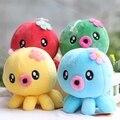 Frete grátis 1 pc 18 cm mini polvo kawaii brinquedo de pelúcia animal de pelúcia boneca brinquedos para crianças do bebê do aniversário da menina presente