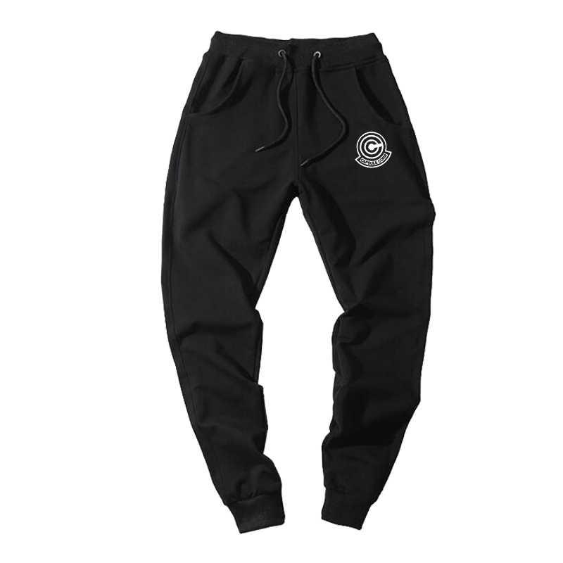 2019 neue Heißer Verkauf Jogger Männer Hose Mode Streetwear Jogginghose Drucken Dragon Ball Sportswear Anime Hip Hop männer Hosen hosen