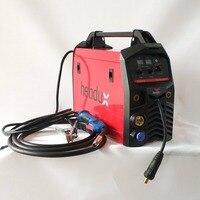 Профессиональный 195a синергетические МиГ сварочный аппарат 4in1 Многофункциональный Сварочное оборудование миг Mag MMA TIG песочные часы пистол