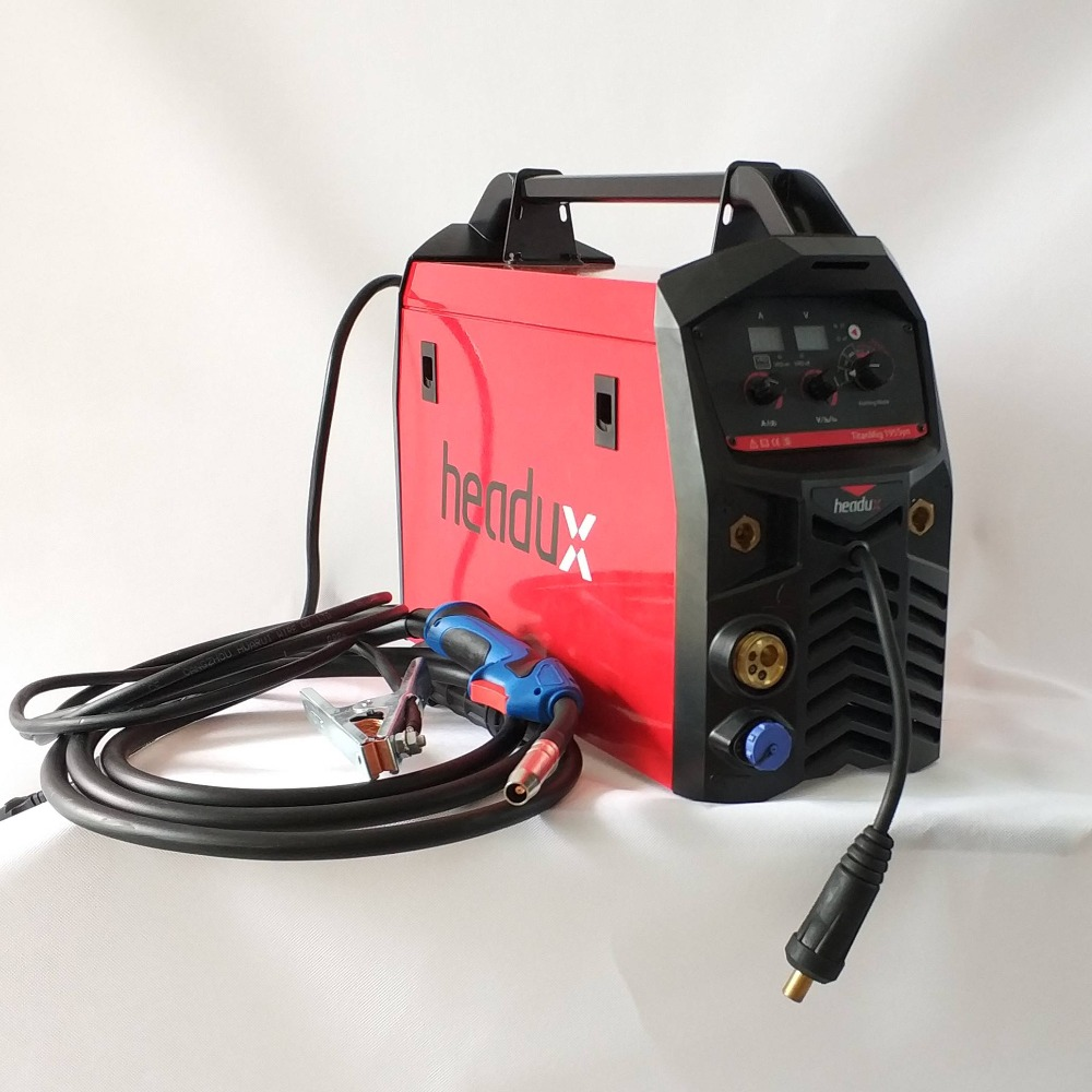Good Value Professional 195a Synergic Mig Welding Machine 4in1 Welder Parts Related Keywords Suggestions Multifunction Equipment Mag Mma Tig Spool Gun Combined