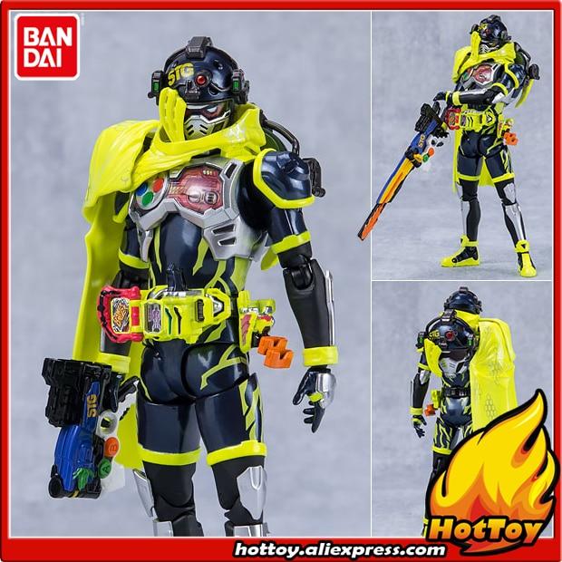 Original BANDAI Tamashii Nations S.H.Figuarts (SHF) Action Figure - Kamen Rider Snipe Shooting Gamer Level 2Kamen Rider Ex-Aid