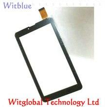"""Nuevo 7 """"Tablet Para Irbis TZ44 TZ46 TZ56 pantalla Táctil de reemplazo del panel digitalizador Del Sensor de cristal Envío Gratis"""