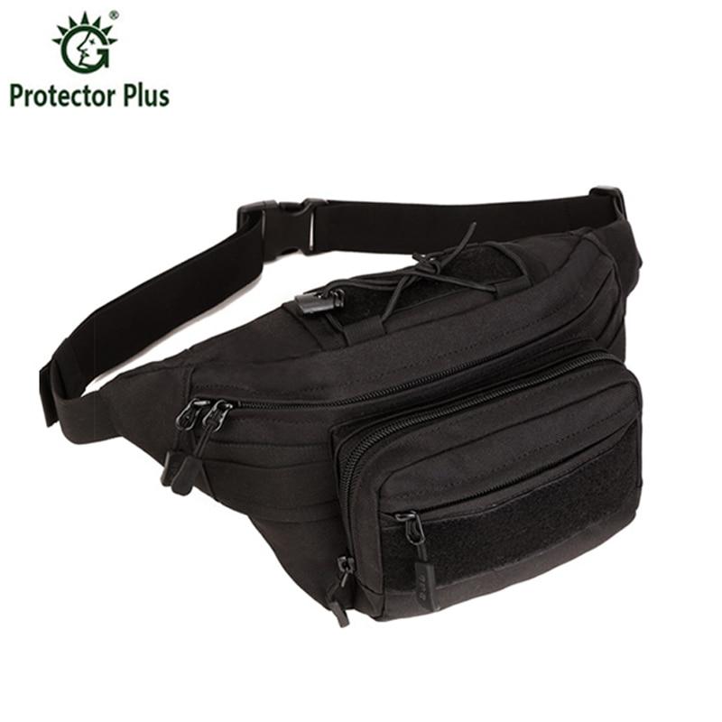 Tactics Waist Bag 1000D Nylon Multi-Function Cyclings Waist Bag Army Gear Climbings Military Waist Pack waist bag