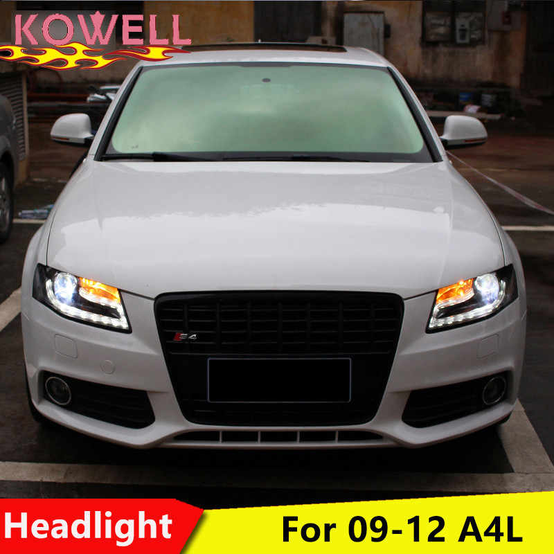 Detail Feedback Questions About Kowell Car Styling For Audi A4 B8