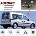 Осенняя HD камера заднего вида ночного видения для Opel Combo C Vauxhall Combo Holden Combo Chevrolet Combo 2001 ~ 2011
