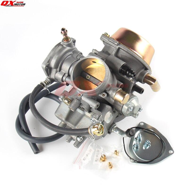 Nouveau carburateur 42mm pour PD42J Grizzly 600 660 YFM600 ATV Raptor 500 650 660 ATV Quad UTVNouveau carburateur 42mm pour PD42J Grizzly 600 660 YFM600 ATV Raptor 500 650 660 ATV Quad UTV