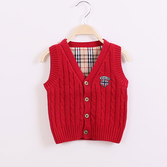 kids cardigan knitted sweater 2017 Spring Autumn Children sweater ...