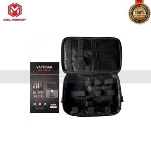 Image 5 - Оригинальная катушка мастер Vape сумка для электронных сигарет комплект коробка мод распылитель для электронной сигареты резервуар DIY инструмент испаритель защитный мешок