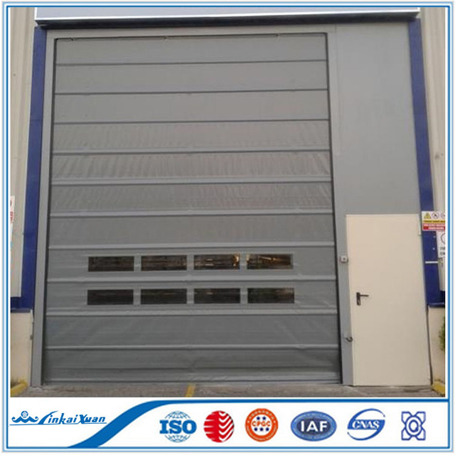 PVC for rolling Fast Door Fabric/Industrial Roller Shutter High Speed Door CE approved/ & PVC for rolling Fast Door Fabric/Industrial Roller Shutter High ...