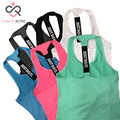 Women Gym Sports Vest Sleeveless Shirts Tank Tops Vest Fitness Running Clothes Tight Quick Dry Sport Tank Top Singlets P067