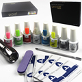 Manicure Set For Nail Gel Polish With UV Lamp Ongles Kit DIY Nails Ricostruzione Unghie Unhas De Vernis Professional Nagellak