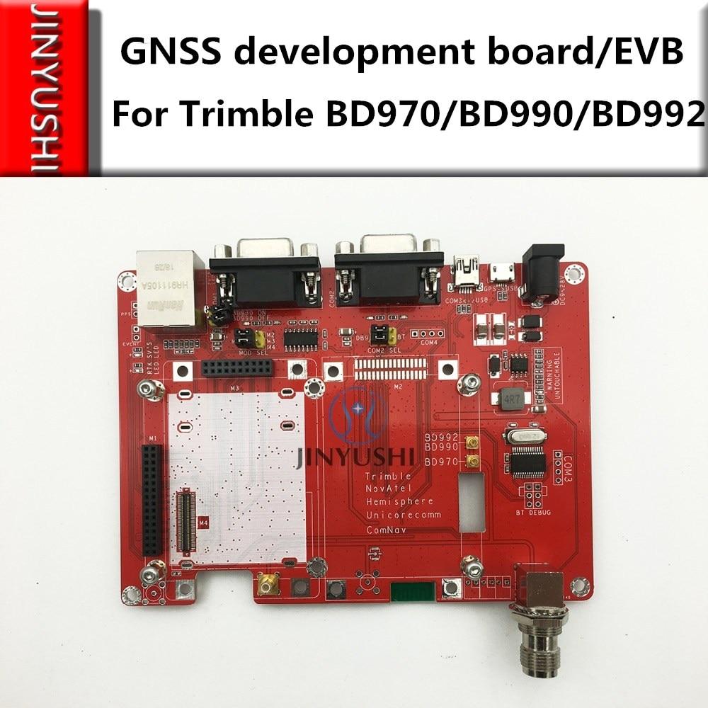 Development board EVB EVK base board for GNSS Trimble BD970 BD990 BD992 Novatel OEM615 OEM628 OEM719