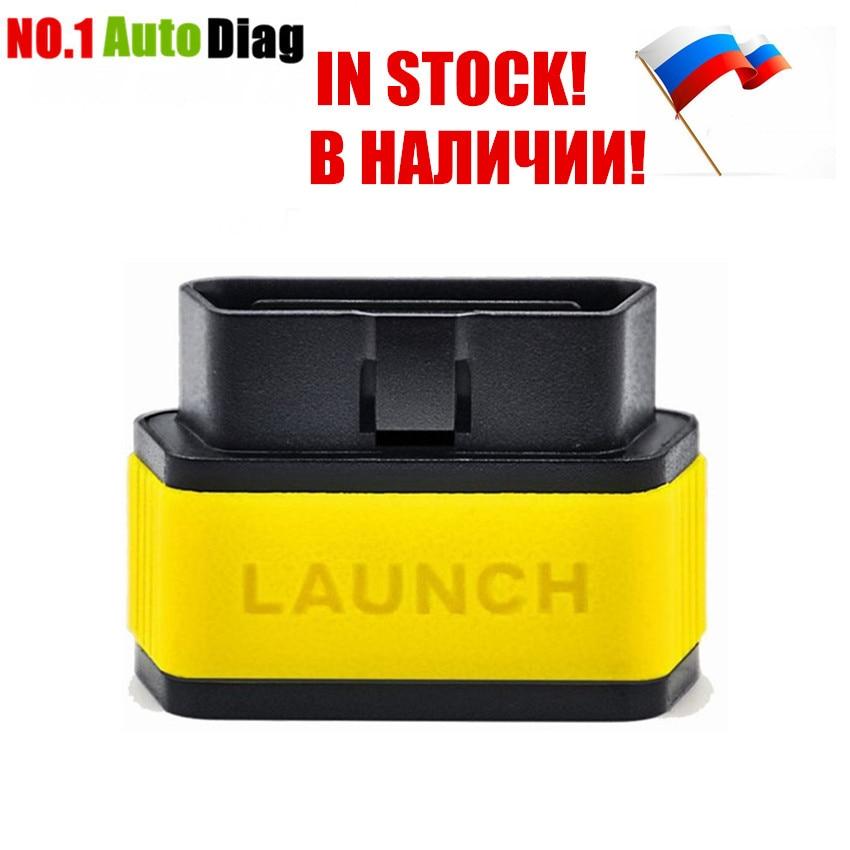 Prix pour EN STOCK! lancement X431 Easydiag 2.0 Version Lancement Facile Diag Pour Android et IOS OBDII Outils De Diagnostic Mieux Que Idiag ELM327