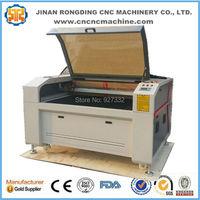 RDJ 1390 100w 3d glass laser engraving machine