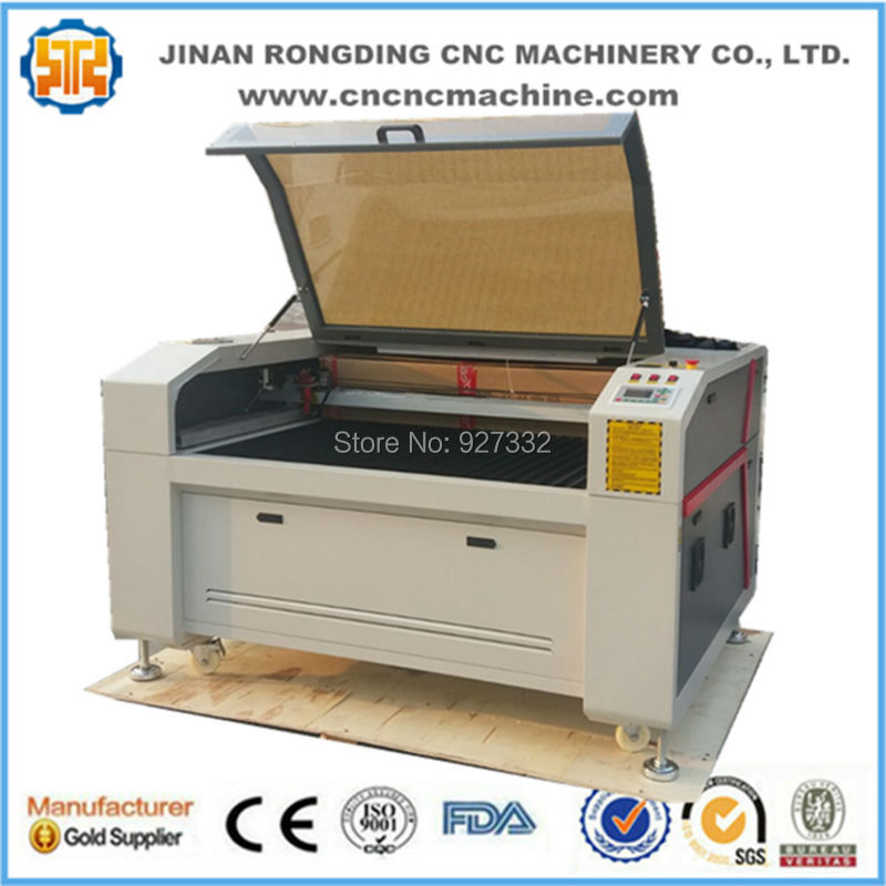 RDJ 1390 100w 3d glass laser engraving machine