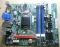 Original motherboard V1.0 H57H-AD H57 madre De Escritorio LGA 1156 DDR3