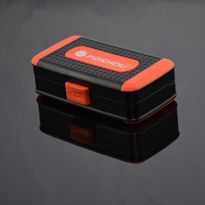 Kiváló minőségű 38PCS mini racsniskulcs-készlet 1/4-es aljzat - Szerszámkészletek - Fénykép 5
