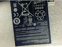 Bezpłatne shipping3icp5/65/88 3icp5/67/90 ap11d3f ap11d4f ap13j4k bateria do laptopa acer aspire s3 s3-391 s3-951 c720 c720p