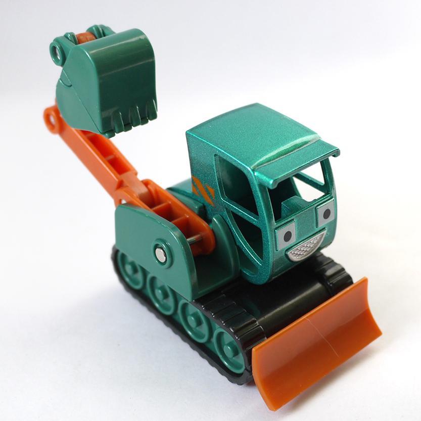 D915  Hot Selling  Children's Toys  Bob The Builder Engineer Alloy Toy Car Truck Model Gift (Reid) GRABBER