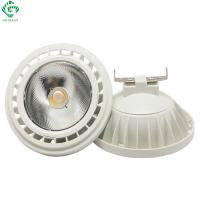 LED AR111 Spotlight 12W G53 COB ES111 QR111 GU10 12VDC 85 265V Equal 120W Halogen Lamp
