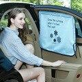 Auto impresión de la Historieta de Protección Solar Ventana Frontal parasol Accesorios Del Coche Suministros de Automóviles Exterior Productos de Aislamiento
