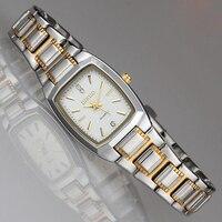 Watch Ladies Rectangular Waterproof Leisure Quartz Watch Simple Fashion Ultra thin Watch