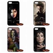 TV Series Once Upon A Time Book Case Cover For Apple iPhone 4 4S 5 5C SE 6 6S Plus 4.7 5.5 iPod Touch 4 5 6