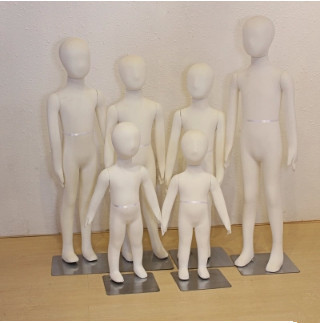 Best Quality Flexible Kids Mannequin Can Be Bendable Child Manikin Made In China Hot Sale