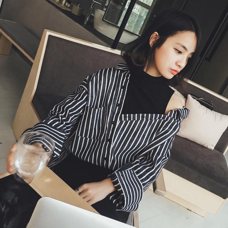 Striped Shirt Women