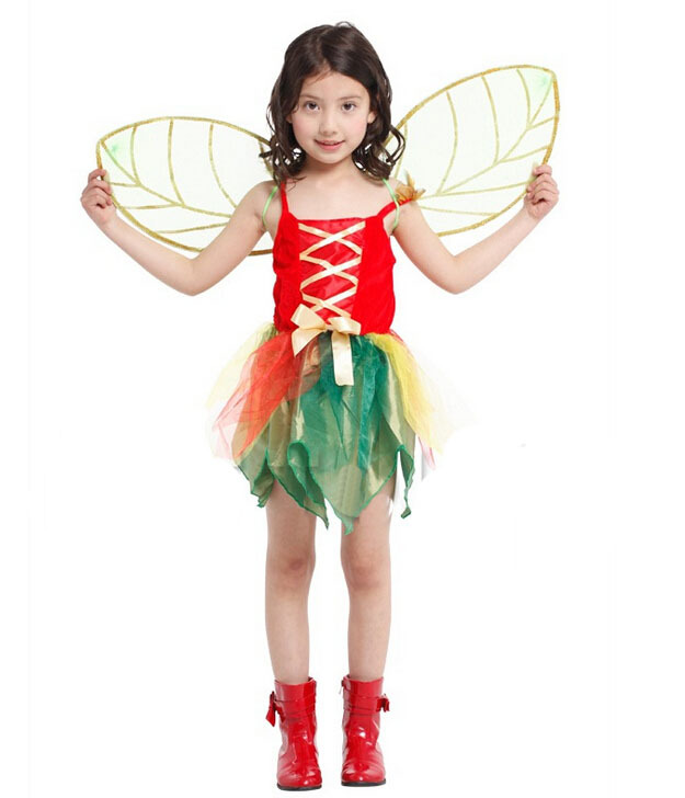 Free Shipping!!all Saints Party, Stage Performances, Masquerade Costumes, Mischievous Elf Forest Rapid Heat Dissipation