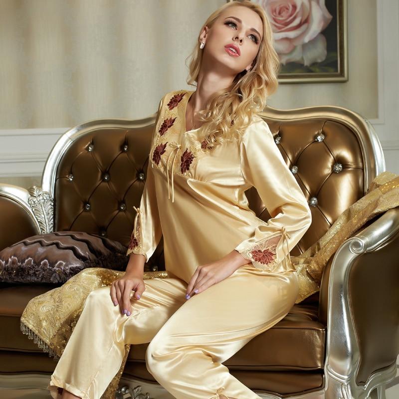 Compare Prices on Buy Silk Pajamas- Online Shopping/Buy Low Price ...