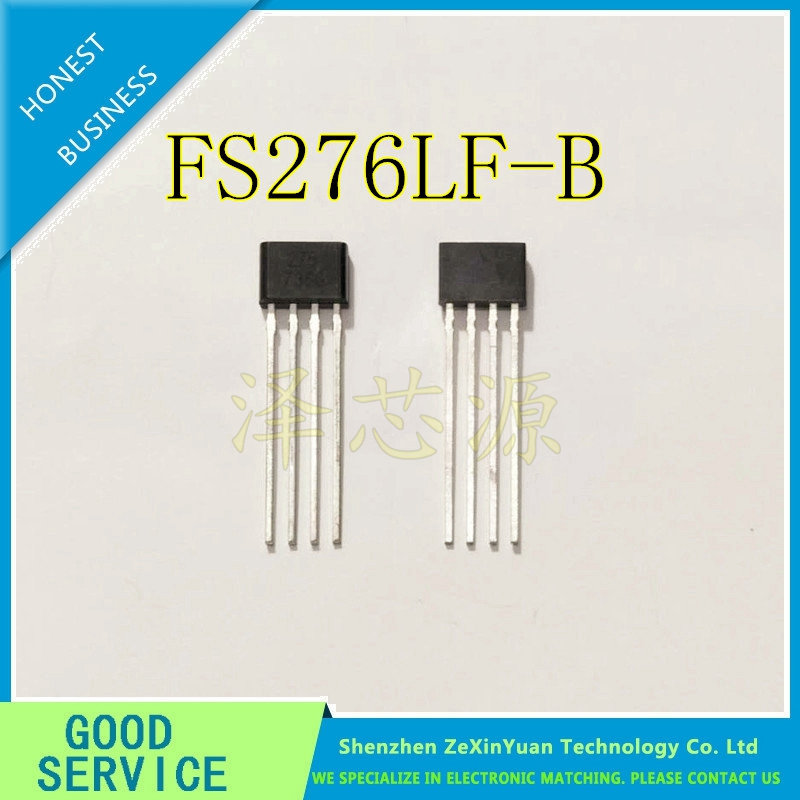 10PCS/LOT FTC S276 FS276LF-B FS276 FS276LF S276 276 SIP-4 NEW ...