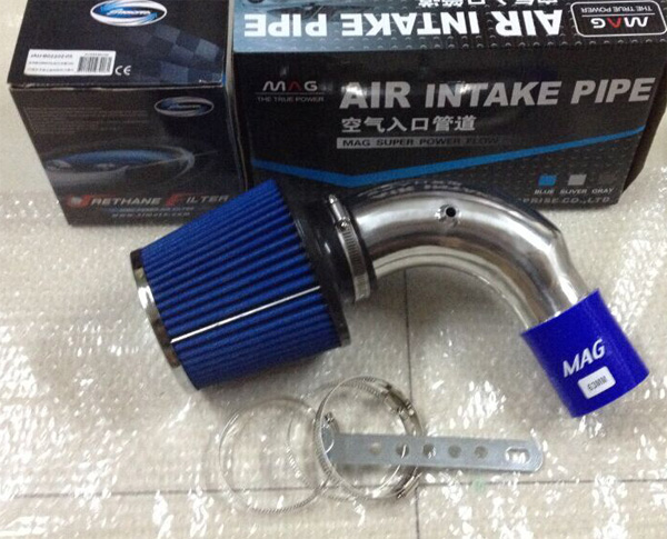 AIR INTAKE PIPE KIT+1 Air FILTER for 2015 AUDI A4L A5 Q5 3rd Gen. EA888, car AUTO Tuning, pls contact me for other car models red silicone induction air intake inlet hose pipe for audi tt s3 seta leon 1 8t bam apx 210 225hp